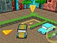 Minecraft Araba Parkı