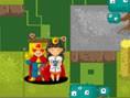 Tiled Quest - Kostenlose Denkspiele spielen In Tiled Quest begleitest du einen mutigen Pixel-Helden