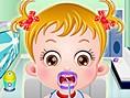 Baby Hazel Zahnfleisch- behandlung