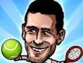 Bedava Spor Oyunlar? Online Orjinal ismi Puppet Tennis olan bu güzel spor oyunumuzda sana bol e?lenc