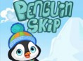 In Penguin Skip wartet Pengu darauf, über die Eisschollen begleitet zu werden. Beweise dein Ges
