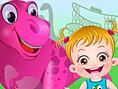 Baby Hazel Dinosaurier- Park