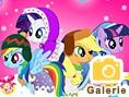 Pony-Wintermode - finde den besten Weihnachtslook! Pony-Wintermode ist ein bezauberndes Mädchenspiel