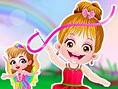 Baby Hazel Fairy Ballet