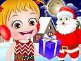 Baby Hazel Weihnachts- traum