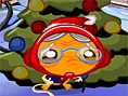 Affenrätsel Weihnachtsbaum