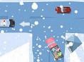 Geschenke- Truck Parken