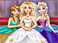 Goldie Prinzessinnen- hochzeit