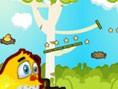Hilf niedlichen Vögeln Fliegen zu lernen! In Flying School musst du die kleinen Piepmätze