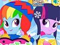 Pony Girls Winter Fashion