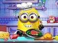 Minions Mutfakta