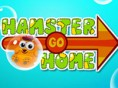 Der kleine Nager, der in dem fantastischen HTML5-Rätselabenteuer Hamster Go Home die Hauptrolle