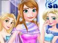 Prinzessinnen Winter-Ball