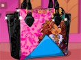 Monster Handbag Design