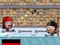 Eishockey- puppen