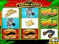 Slingo Safari-Automat