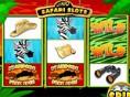 Slingo Safari Makinası