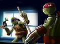 Ninja Kaplumba?alar?n yeni maceras?na ho?geldin! Ekranda bir yere t?kla, kahraman?n? seç ve L