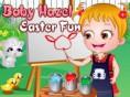 Baby Hazel Spaßige Ostern