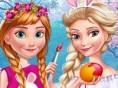 Sisters Easter Fun