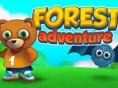 En ba?lay?c? ve büyüleyici oyunlardan birisi olan Forest Adventure'da bu ?irin ay?c??a