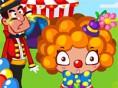 Faul im Zirkus