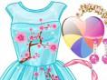 Kirschblüten- kleider