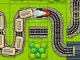 Demiryollarında Panik