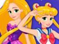 Princess Cosplay Challenge