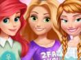 Prinzessinnen- Passfoto