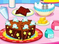 Cooking Chocolate Cake