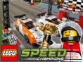 Erlebe atemberaubende Action und pures Adrenalin im Spiel Speed Champions von LEGO ! Begib dich hint