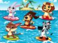 Meeres- Kinderpuzzle