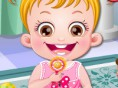 Baby Hazel Spaß