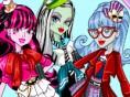 Monster Glam-Uniform