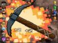 Pick Crafter, çok sevilen Minecrafter oyunun görünüm ve e?lencesi ile Cookie C
