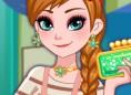 Shoppen für die Schule - kaufe Elsa und Annas neue Outfits Die Ferien sind vorbei und die Schwe
