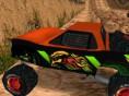 Super Trucks 3D - Rennspaß auf Geländestrecken In diesem super-coolen Rennspiel steuerst