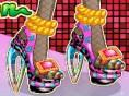 High Heels Fashion - werde zur angesagten Schuh-Designerin! Bist du ein echter Trendsetter, der unz&