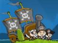 Piratenbeute - kämpfe gegen fiese Seeräuber Piratenbeute ist ein tolles Taktikspiel f&uuml