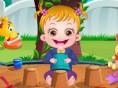 Baby Hazel Hygiene: bringe dem kleinen Mädchen Sauberkeit bei! Baby Hazel Hygiene ist ein tolle