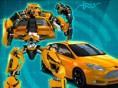 Robo-Rennen - kämpfe mit coolen Roboter-Autos Robo-Rennen ist ein kostenloses Actionspiel f&uum