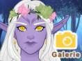 Mondelfe Avatar - style deine Fantasy-Heldin! Mondelfe Avatar ist ein cooles Mädchenspiel, in d