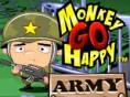 Affenrätsel: Militärbasis - knacke den Geheimcode! Affenrätsel: Militärbasis ist