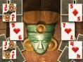 Azteken-Solitaire - bilde Kartenpaare im Dschungel Mexikos Azteken-Solitaire ist ein spannendes Kart