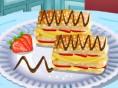 Saras Napoleon Pastries
