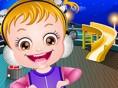 Baby Hazel Silvester - feiert zusammen Neujahr! Baby Hazel Silvester ist ein süßes M&auml