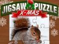 Weihnachtspuzzle - stelle die besten Wintermotive zusammen! Weihnachtspuzzle ist ein tolles Denkspie