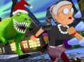 Oma auf der Flucht: Weihnachtsdorf