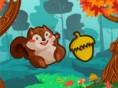 Going Nuts - sammel die Nüsse ein! Going Nuts ist ein cooles Geschicklichkeitsspiel, in dem du mit e